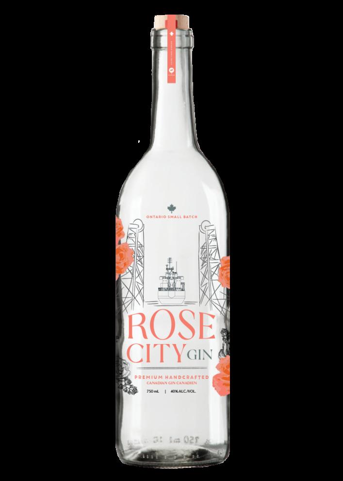 Rose City Gin